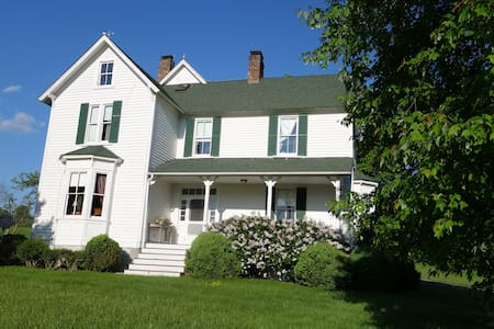 1890 Victorian Farmhouse - Hillsboro - House