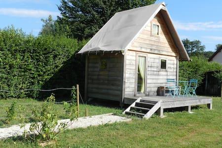cabane du verger Creuillot - Nancray