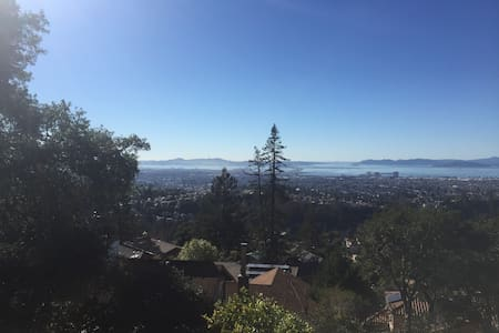 Oakland Hilltop Retreat - Oakland - Guesthouse