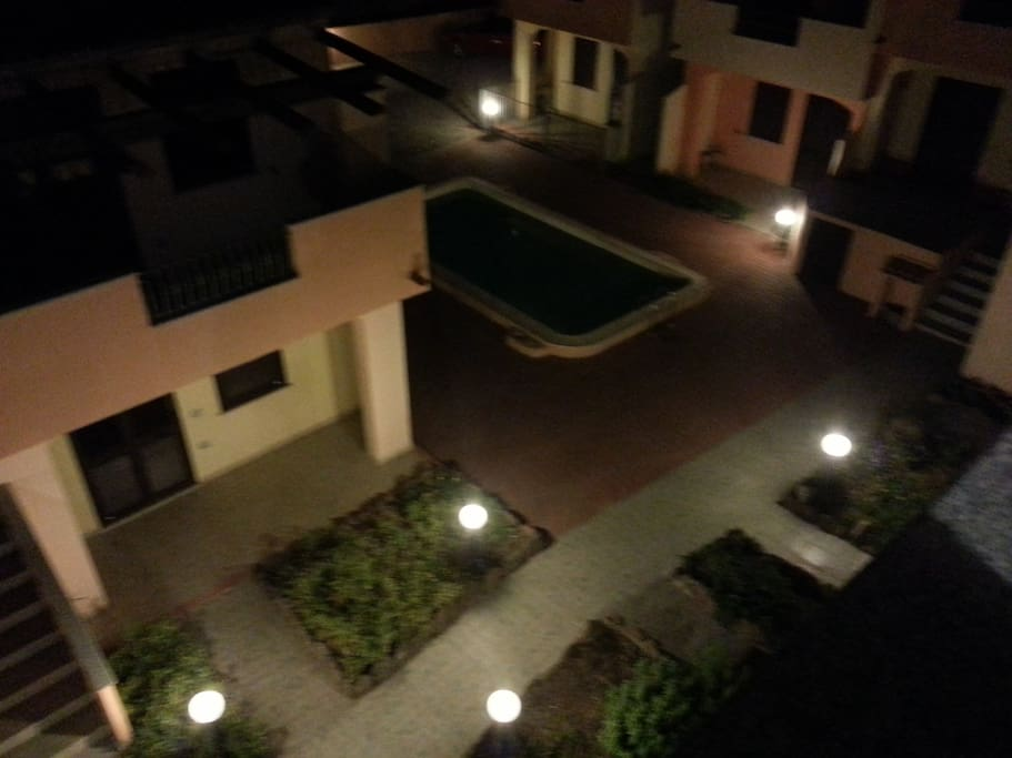 residence by night.. massimo relax
