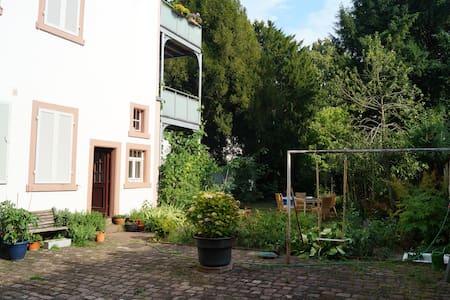 Charming Maisonette with Garden