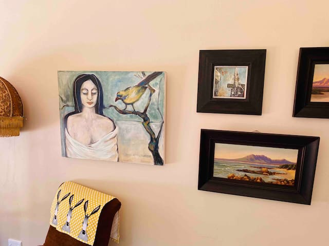 Local art collected over the past twentt years