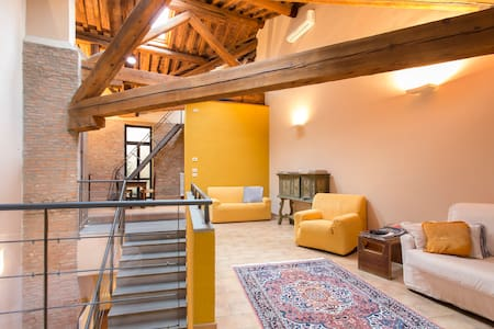Loft in heart of town - Bologna - Loft