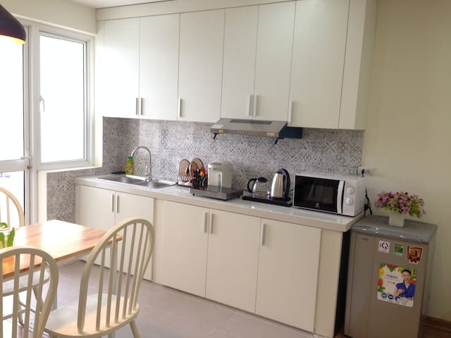 Fully-furnished 2bedroom Apt. near HN National Uni - Mai Dịch - Pis