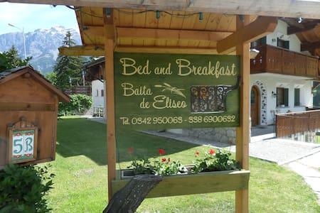 Mono- bilocali a 2 km da Bormio - Santa Lucia Valdisotto - Bed & Breakfast