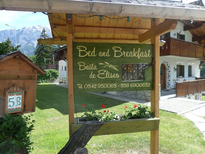 B&B - monolocali just 2 km from Bormio