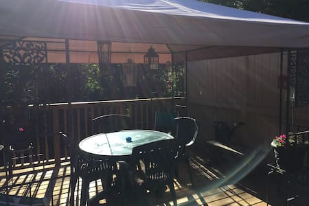 Annex apartment - with great deck! - Toronto - Apartment