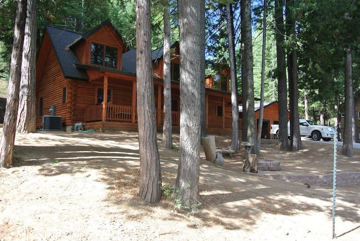 American Pride - Shaver Lake - Chalet