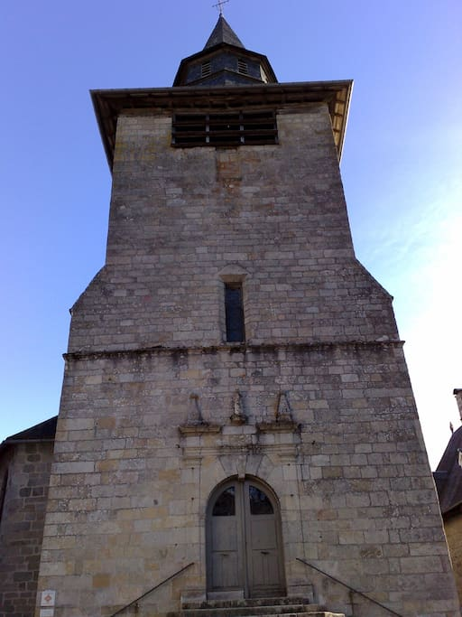église médieval