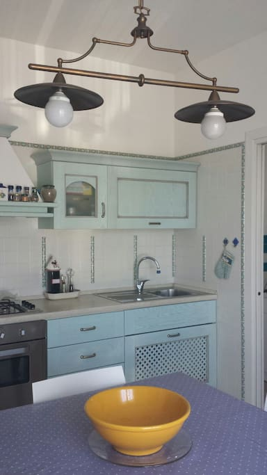 Fully equipped Kitchen inc dishwasher