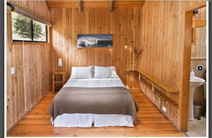 Suite en la playa misma, - 3 horas de Santiago - Bed & Breakfast