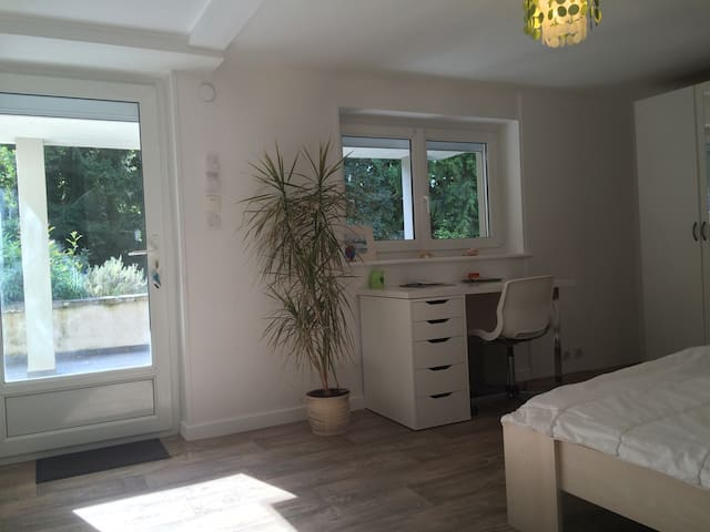 independant room near Metz and nature friendly - Ars-sur-Moselle
