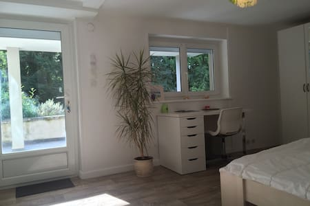 independant room near Metz and nature friendly - Ars-sur-Moselle - Talo