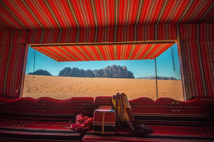 Mohammed Mutlak Beduin Camp