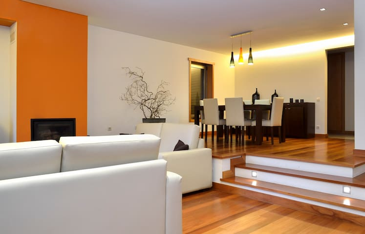Modern house near Porto and Airport - Lavra - House