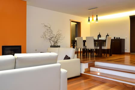 Modern house near Porto and Airport - Lavra