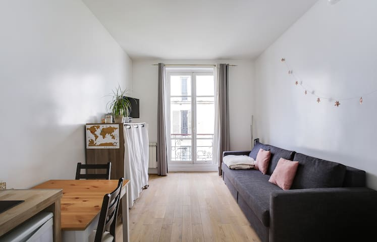 Studio near Invalides & Tour Eiffel, unique location!