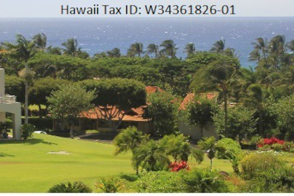 Fully compliant Hawaii Transient Rental home.