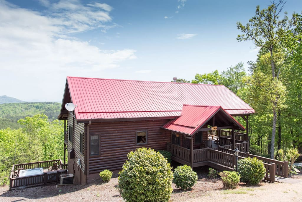 Coopers Cabin Carolina Properties Cottages For Rent In