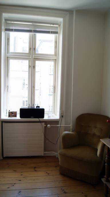 Light romantic apartment COPENHAGEN