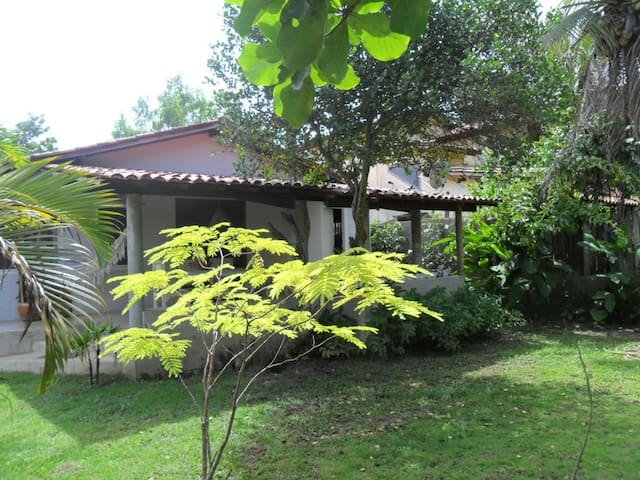 charmosa casa na vila de SANTO ANDR - Santa Cruz Cabrália