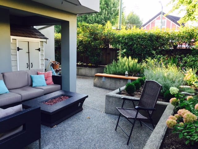 2 Bedroom Kitsilano Beach Apartment - Vancouver - Wohnung