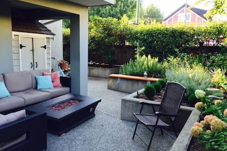 2 Bedroom Kitsilano Beach Apartment - Vancouver - Apartament