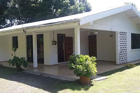 Maison Hanalei Saisonnier (3 ou 4 personnes) - Uturoa - Ház