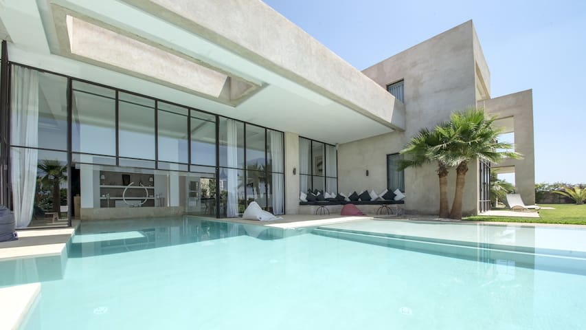 Luxury architect-designed villa near Marrakech - Marraquexe - Casa