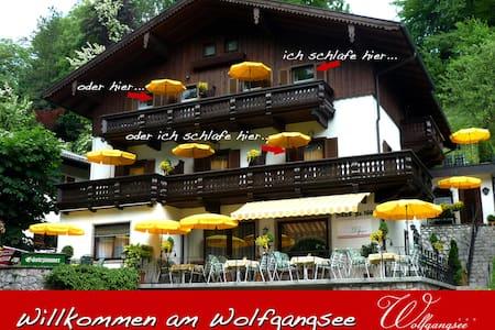 Pension Wolfgangsee - 3 Stars House - Sankt Wolfgang im Salzkammergut - Szoba reggelivel
