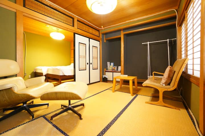 House ☆Center of Takayama ☆5mins walk from Station
