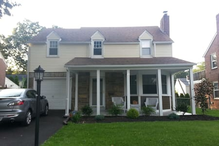 Family Home Perfect For Papal Visit - Havertown - Huis