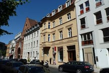 Mitte Auguststrasse Room Central&Charming