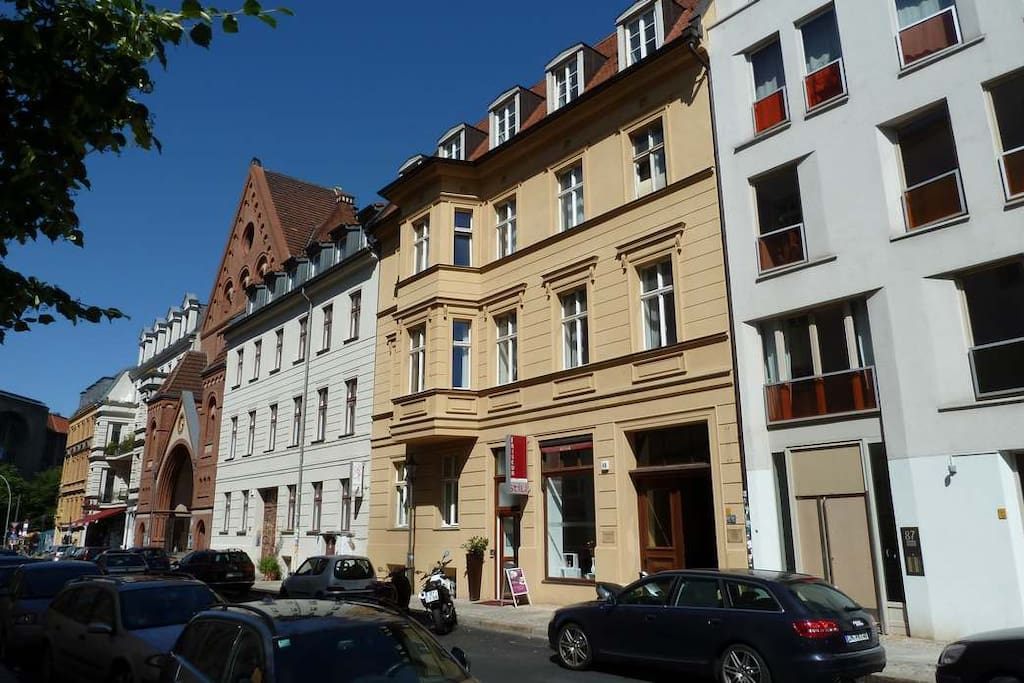 Nice Cafes In Berlin To Work From