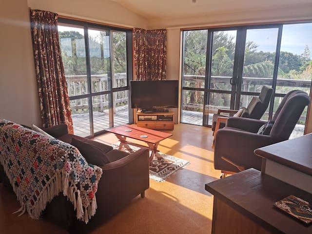 Tukurua home for family/group stay