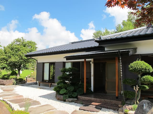 Japanese style 和風家屋 富士山荘