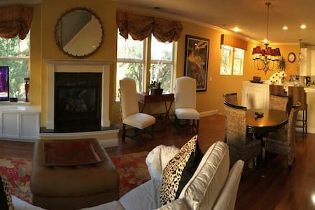 5 ☆ Luxe ~ Wine Country Loft - Windsor - Apartamento