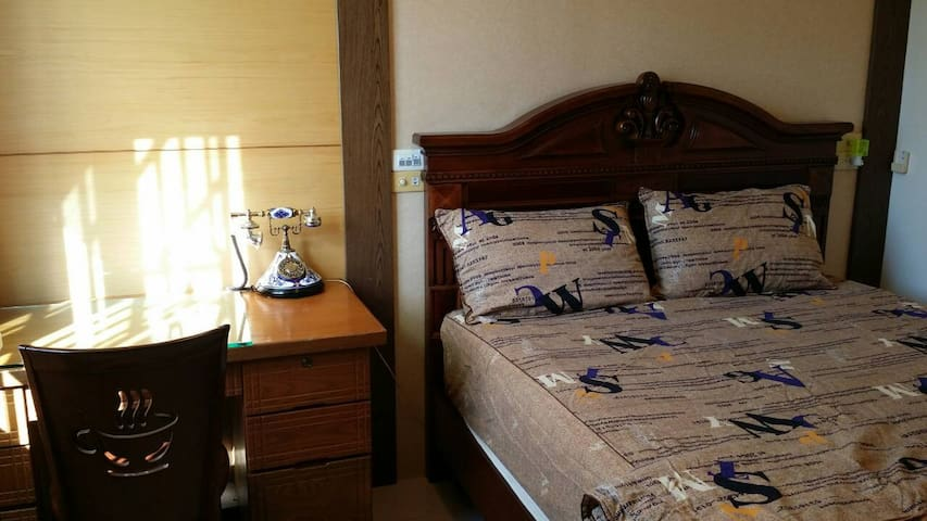 Quiet, Warm and Comfortable Stay - Beitun District - Apartment