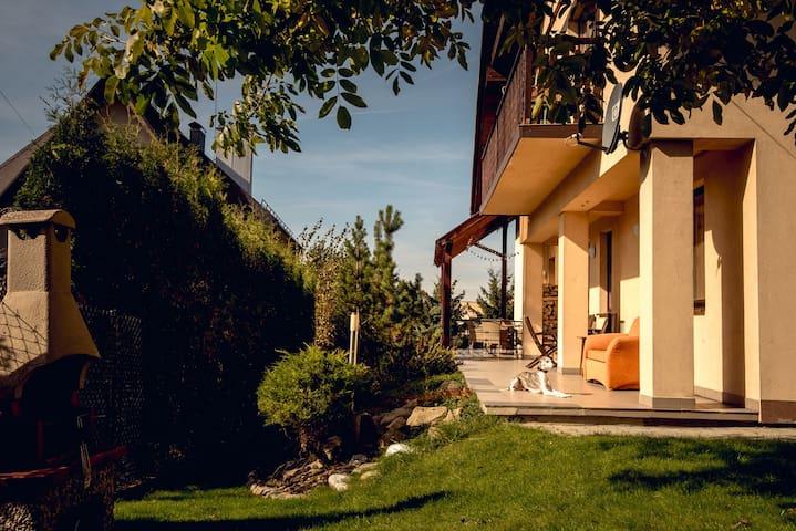 Kordeczki- Apartamenty i pokoje
