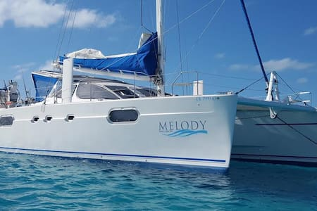 Blue Paradise Melody Luxury Yacht - Cocoa Beach