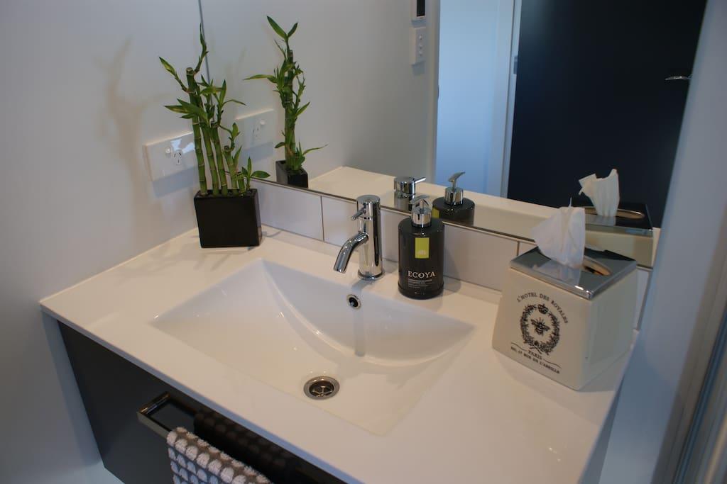 Beautiful Bathroom amenities
