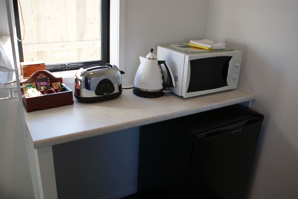 Kitchen Facilities at Dormie House