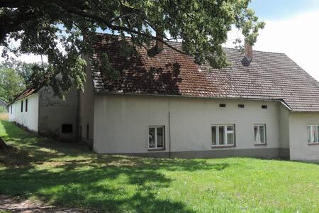 Jindřichův Hradec Chalupa Na Bidýlku
