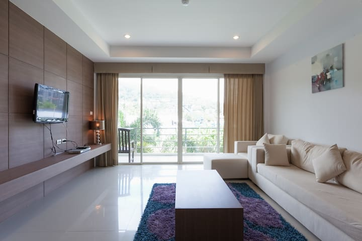An oasis of tranquility and beauty  - Choeng Thale - Appartement