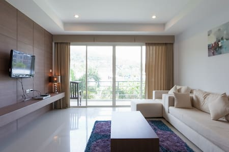 An oasis of tranquility and beauty  - Choeng Thale - Apartamento