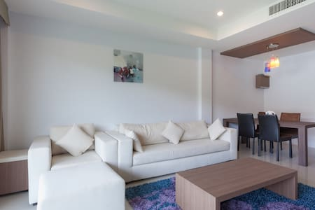 An oasis of tranquility and beauty  - Choeng Thale - Apartment