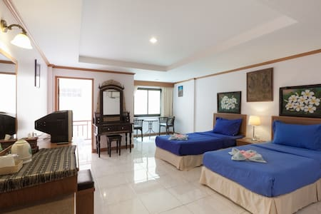 Total-inn comfortable/large/quiet - kathu
