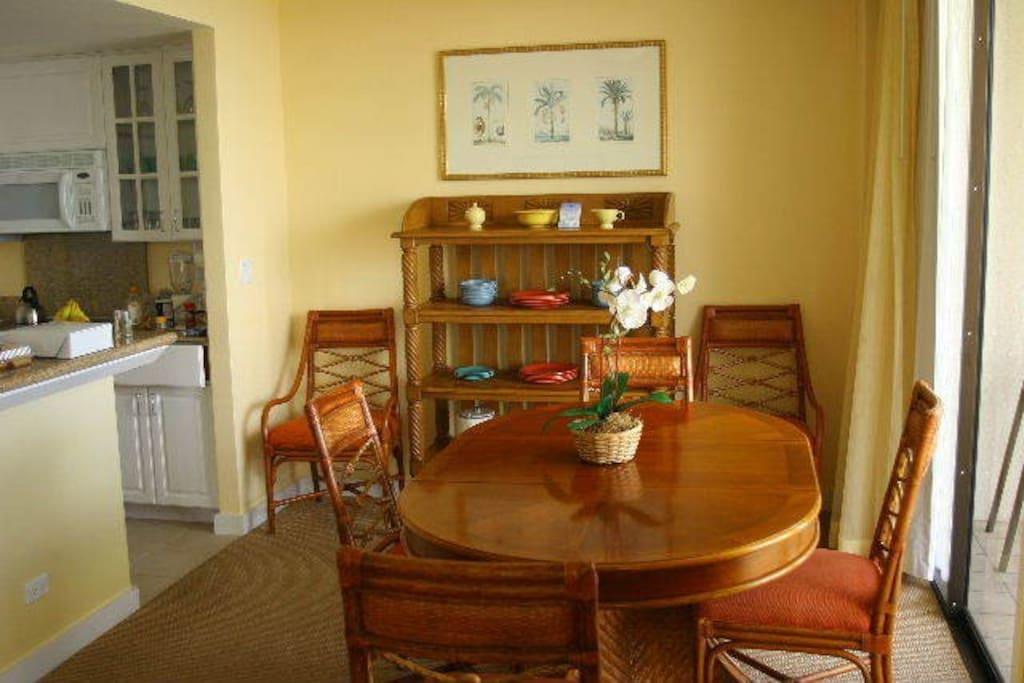 HGVC Dining Room