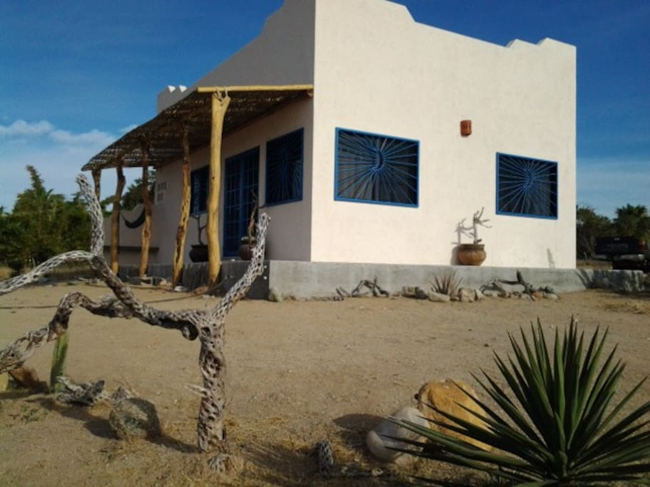 Enjoy the peace, tranquility and privacy of Casita de Luna.
