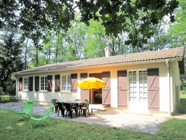 Holiday House Marcillanet for 6 persons in Saint Laurent-Medoc